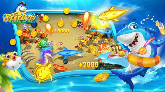 เกมยิงปลาออนไลน์ มีวิธีการเล่นไม่ยุ่งยาก