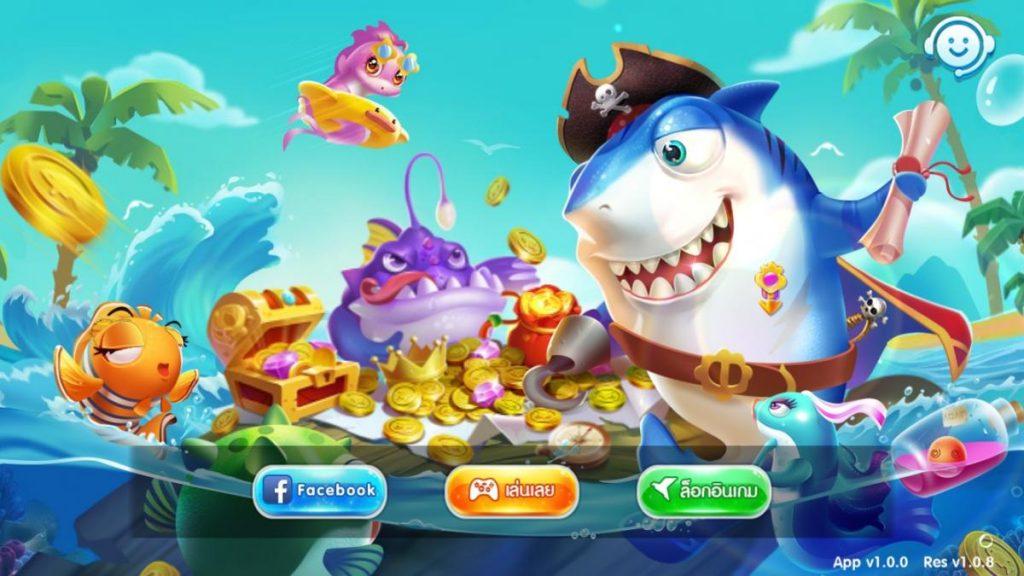 เกมยิงปลาออนไลน์ เกมที่มีสีสันสวยงามดึงดูดใจผู้เล่นสุดๆ