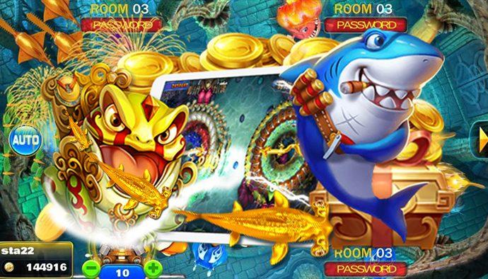เกมส์ยิงปลาออนไลน์ ที่มอบความสนุกและความสะใจในการทำเงินง่ายๆ