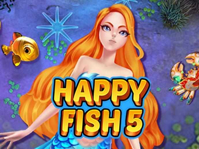 เกมHappy Fish 5 เทคนิคการยิงให้ได้กำไรจัดการเหล่าปลาปีศาจ