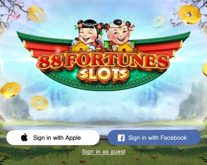 แอพ 88 Fortunes - Casino Slots 777 ที่มีความแปลกใหม่เหมือนเล่นคาสิโนอยู่ที่ลาสเวกัส