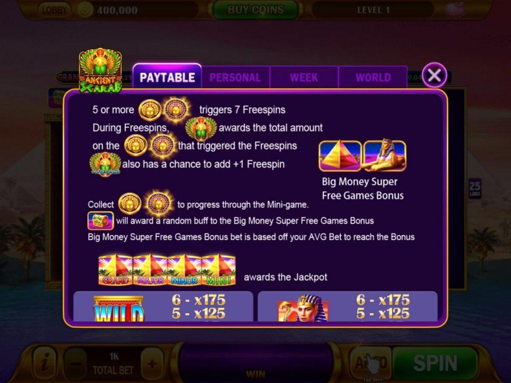 แอพ Golden Casino - Vegas Slots ที่ตอบโจทย์สำหรับคนที่เป็นคอสล๊อตเกมส์