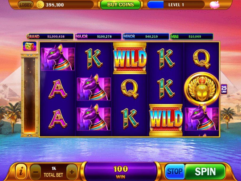 แอพ Golden Casino - Vegas Slots