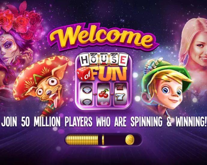 แอพ House of Fun™ - Casino Pokies แอพคาสิโนที่น่าสนใจ