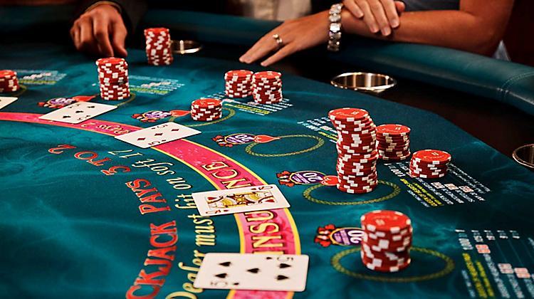 Blackjack ไพ่ 21 สุดฮิตในหมู่เกมคาสิโนเกมที่สร้างขึ้นโดยชาวฝรั่งเศสหรืออิตาลี