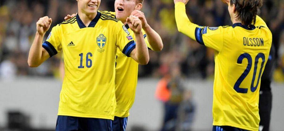 สวีเดน พบ สโลวะเกีย ที่เก็บแต้มเอาชนะรวดแบบขาดลอย