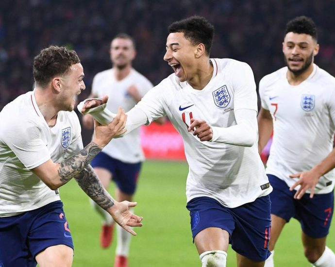 อังกฤษ พบ สกอตแลนด์ ที่มีผลงานสามารถยิงชนะรวดเดียว